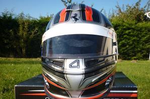 BELL RS 7 Pro Ayrton SENNA tribute