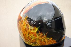 Casque Bandit Phoenix True fire