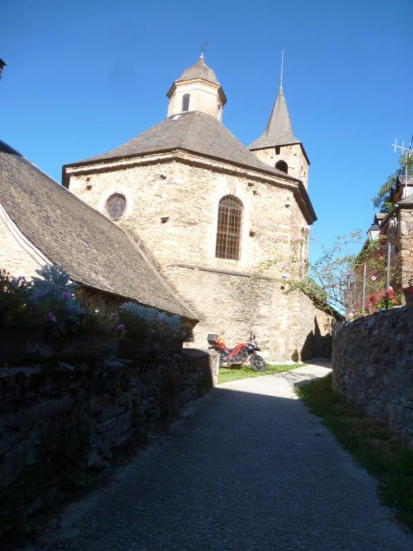 Périple Pyrénées Espagnoles jour 4: