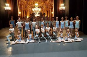 Paris opera ballet school