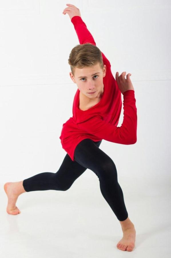 Yan ballet dancer