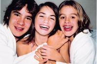 Le trio d'amis