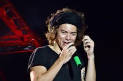 Harry Styles sur scène à Boston le 09/08/14