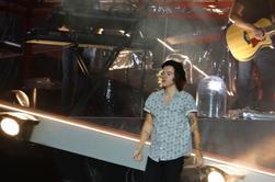 Harry sur scène à Philadelphie le 14/08/14 (2)