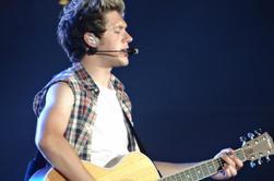 Niall sur scène à Philadelphie le 14/08/14 (2)
