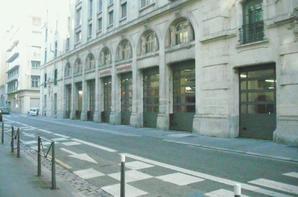 SDIS du Rhône, 1ère compagnie