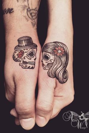 TATTOOS FOR YOU AND ME