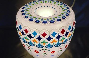 """Lampe d'ambiance """"ORIENTALE"""""""