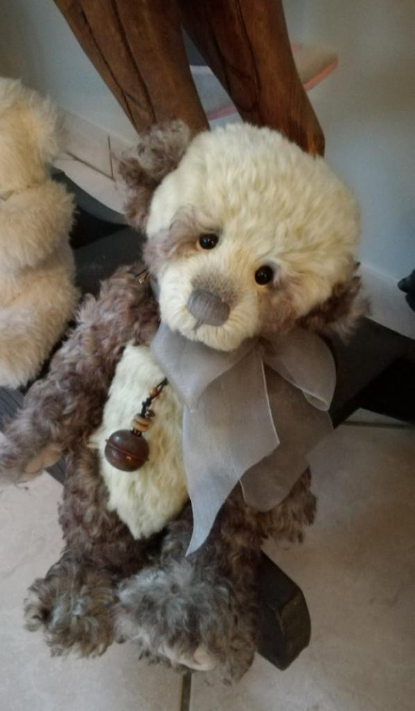 MES CHARLIE BEARS (ISABELLE LEE COLLECTION)