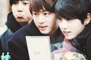 Moi, Jimin et Jungkook