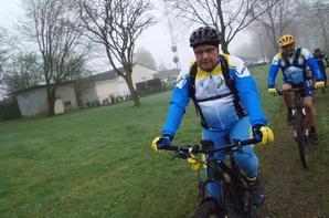 Rando du CSG suite le 02/04 (photos sur les premiers Kms)