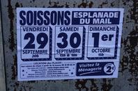 DE PASSAGE à SOISSONS......