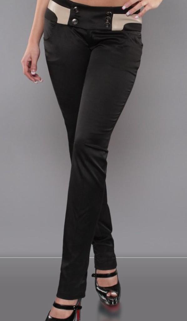 pantalons tendance