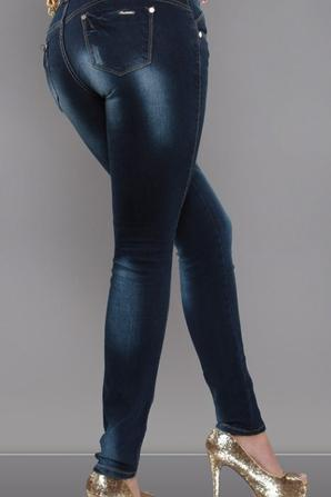 jean taille haute