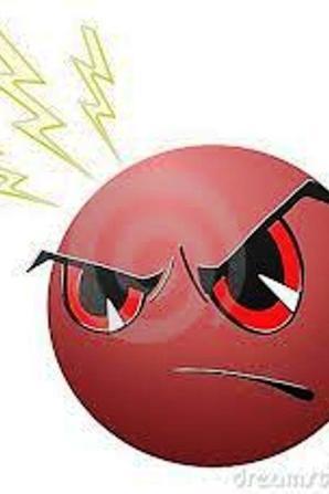 grosse colere