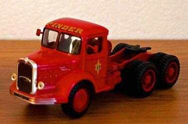 Les camions Bernard .