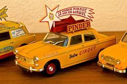 Les 404 Peugeot Pinder