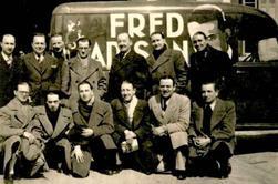 Le Peugeot 3DA Pinder de Fred Adison .