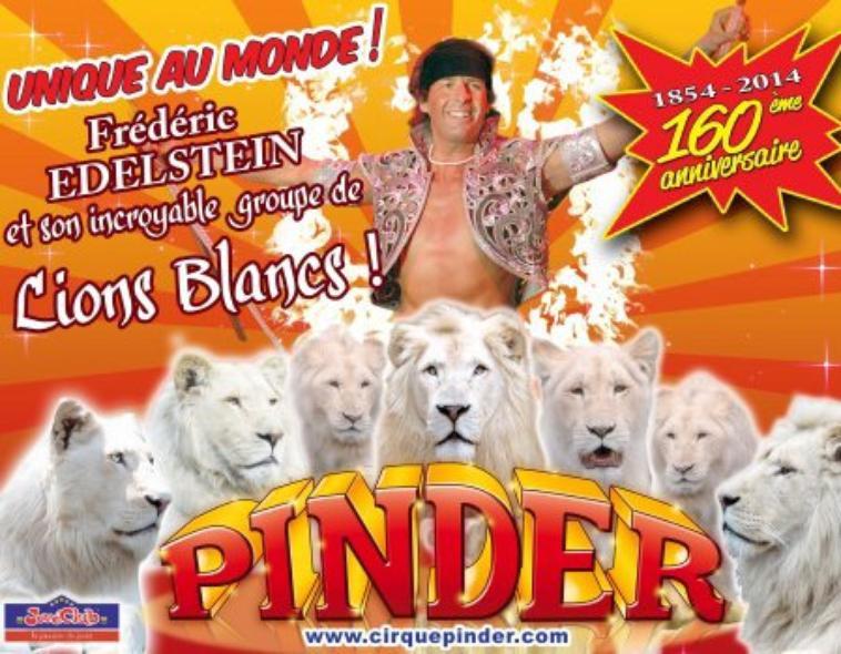 Le cirque Pinder à 160 ans
