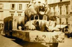 La fabuleuse cavalcade du cirque Pinder .