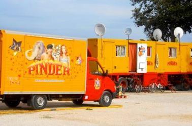 Les Camions couchettes Pinder .