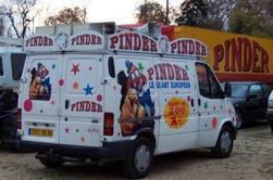 Les Véhicules Blancs PINDER .