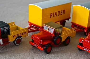 Mes Dodges Pinder