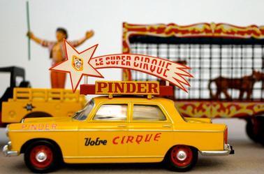 La parade Pinder !