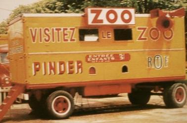 Les caisses du ZOO .