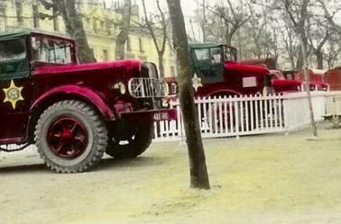 1946 , quand Pinder était rouge !