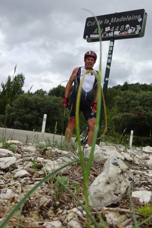 lundi 4 juin 2018 50 km ; 4 cols denivelé 700 m
