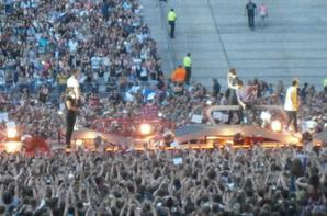 Where We Are Tour, 21 juin 2014, dream come true.