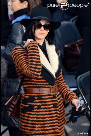 21/01/2013 : Katy & John avant la soirée d'investiture de Barack Obama // 24/01/2013 : Katy faisant la promotion des PopChips à Los Angeles