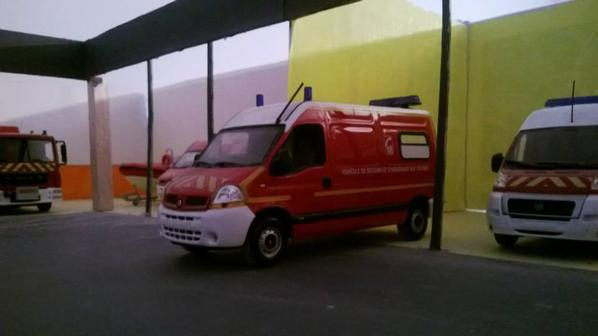 Départ VSR/VSAV Pour accident sur L'autoroute!