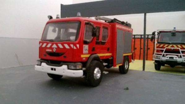 Départ FPT2/FMOGP/CCGC Pour un début de feu de raffinerie (Sans blessé)