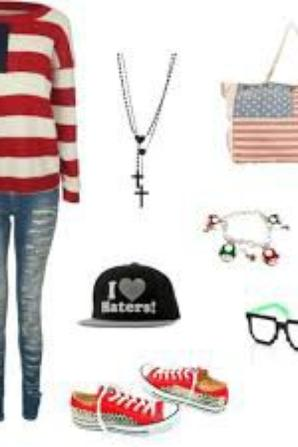 tenue swaggg