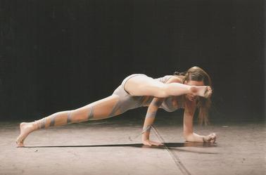 """""""Danser avec les pieds c'est une chose, mais danser avec le coeur en est une autre."""""""