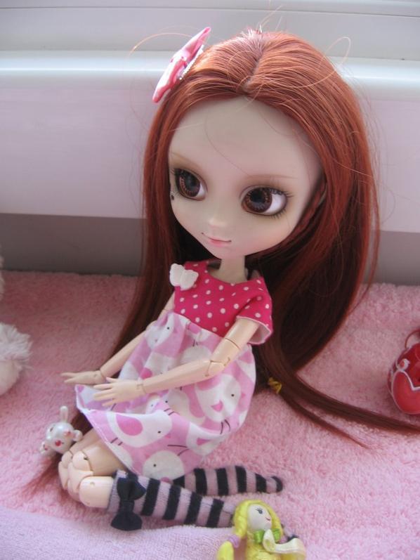 Ma pullip ! <3 Ginny & Tara