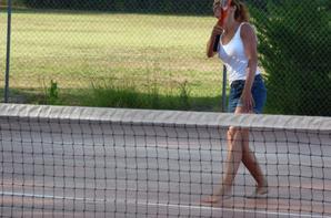 petite partie de tennis