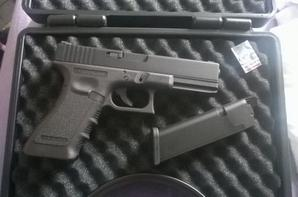 Glock 18c Stark arms