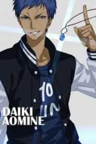 $ Aomine Daiki $