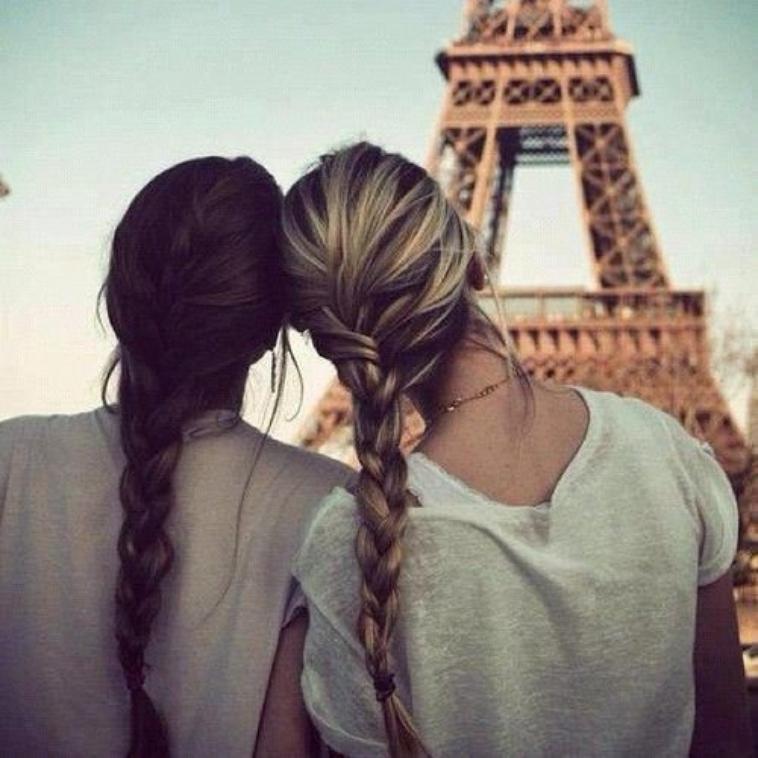 Les amis c'est la vie.
