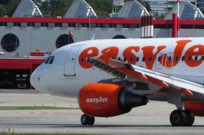 EasyJet.....easy sur la piste....