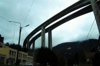 Dans le l'Ain...en route, sur la pluie automnale....