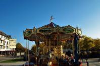Casino et promenade a Divonne...