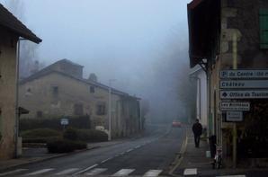 Et le brouillard...encore, et encore....