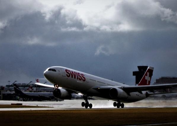 En départ...et en atterrissage....