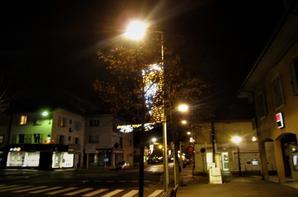 Soir de Réveillon....la ville...