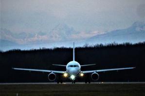 Russia....en départ de Genève...