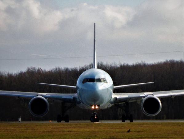 Le monde des mastodontes ....du Boeing...